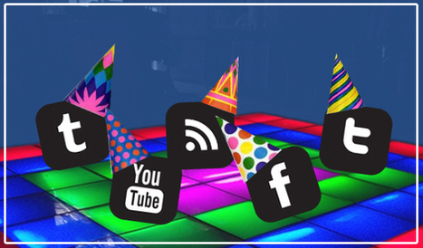 It's Going To Be A Party: Social Media Day is June 30, 2013 | Washington, DC | Scoop.it
