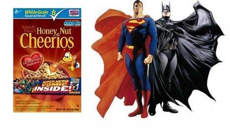 Dc Comics – i fumetti verranno distribuiti anche nei… cereali | DailyComics | Scoop.it