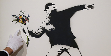 This Unemployed 22-Year-Old Might Just Be The Next Banksy | CityGraffiti | Scoop.it