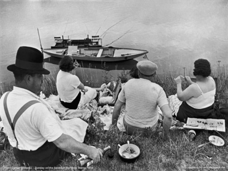10 Things Henri Cartier-Bresson Can Teach You About Street Photography - Eric Kim Street Photography Blog | Inspirational Photography to DHP | Scoop.it