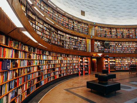 Las bibliotecas podrán digitalizar libros, incluso sin acuerdo de sus titulares - JuliánMarquina... | +Información | Scoop.it
