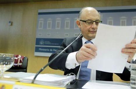 Los impuestos que vienen | politica y economia española | Scoop.it