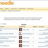 Moodle for Teaching Foreign Languages