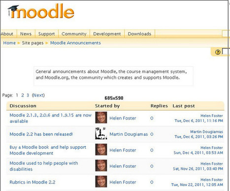 Moodle with a durian flavour. From Malaysia with love.: Upgrading ... | Moodle for Teaching Foreign Languages | Scoop.it