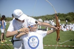"""Costa Navarino And The Hellenic Olympic Academy Join Forces On """"Olympic Day"""" 