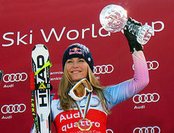Lindsey Vonn to Award Six Ski Race Scholarships. | Ski Colorado | Scoop.it