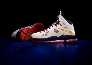 Nike's New Frontier: LeBron X Sneakers Will Sell For $315  : NPR | Troy West's Radio Show Prep | Scoop.it