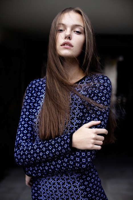 [freshly on board] Anastasia Milli @ Uno Models ('new faces' division) | Fashion Spectrum | Scoop.it