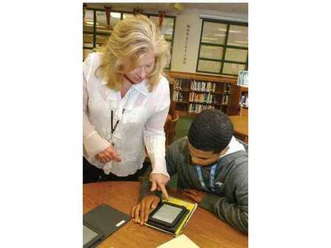 Media specialists create instructional hubs - Gainesville Times | School libraries for information literacy and learning! | Scoop.it