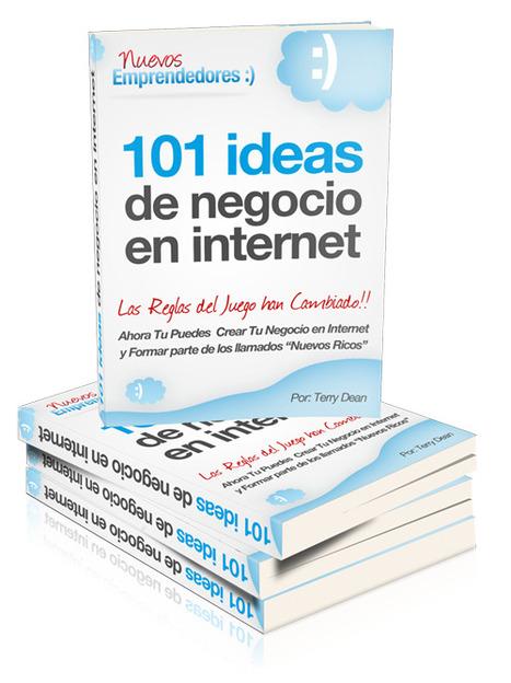101 Ideas de Negocio en Internet. eBook Gratuito   Emplé@te 2.0   Scoop.it