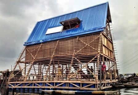 Makoko Floating School / NLE Architects | ecological architecture & urbanism__sustainable design | Scoop.it