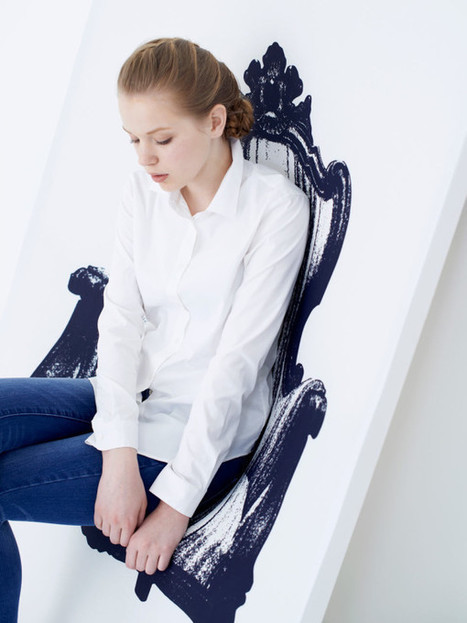 CANVAS Seating by YOY - Design Milk | Du mobilier, ou le cahier des tendances détonantes | Scoop.it