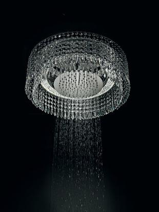 [salle de bains] Le lustre-douche de Bisazza Bagno | La Revue de Technitoit | Scoop.it