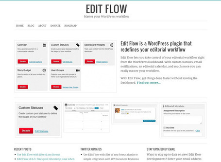 15 useful plugins for multi-author blogs | Social media culture | Scoop.it
