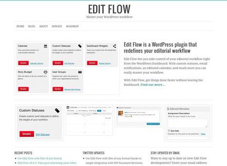 15 useful plugins for multi-author blogs | Social media culture | Scoop.it