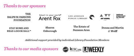 ALOUD | Los Angeles Public Library | My PLN | Scoop.it