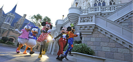 A Quick Guide To The Disney World Parks | Travel | Scoop.it