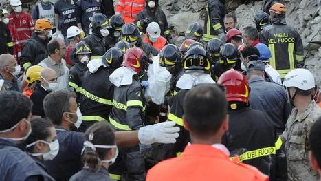 Terremoto en Italia: Última hora, Gerard de Josep | Diari de Miquel Iceta | Scoop.it
