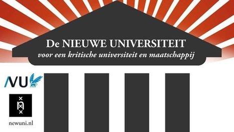 University of Amsterdam - Executive Board: Support the New University | Peer2Politics | Scoop.it