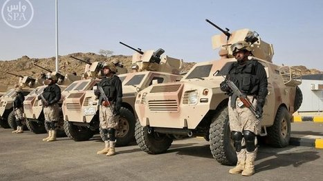 Pakistani, Saudi armies hold joint military exercise - U-T San Diego | Syrian  and Turkey | Scoop.it