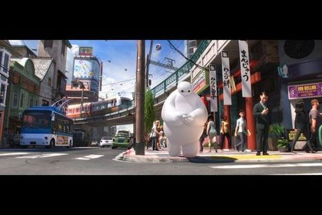 Disney's 'Big Hero 6' Movie Outdraws 'Interstellar' - Bloomberg | Machinimania | Scoop.it