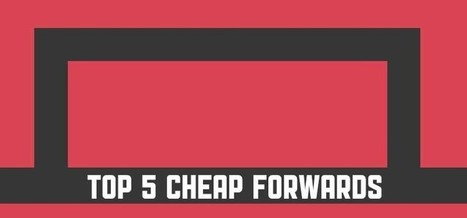 Top 5 Cheap Forwards 2015/16 - Fantasy Premier League Tips | Fantasy Premier League 2014-15 | Scoop.it