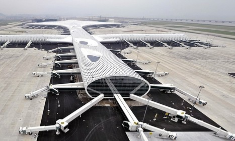 Will China's new hi-tech airport prove to be a flight of fancy? | Travel News Travel Tips | Scoop.it