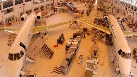 Embraer confirma inauguração de fábricas em Portugal | Zarpante | Scoop.it