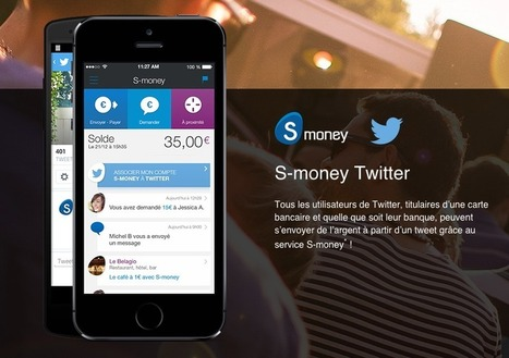 Tweeter, c'est payer: la BPCE lance un service de paiement via Twitter | Le paiement en ligne | Scoop.it