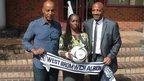 Statue to honour WBA's black trio | Black British Women | Scoop.it