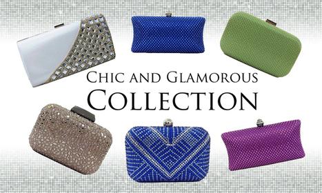 Oversized Clutch Bags | Blue Clutch Purse | Scoop.it