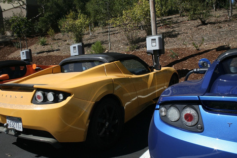 In Silicon Valley hub, new homes must be wired for electric cars   What's up in Silicon Valley ?   Scoop.it