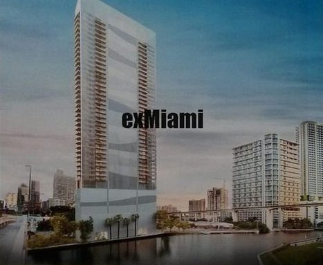 Tall, Thin Tower Proposed For 'Big Fish' On Miami River - Curbed Hamptons | Singapore Real Estate | Scoop.it