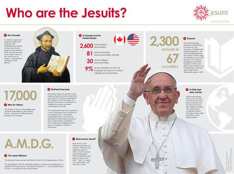 To Understand Pope Francis, You Need To Know About The Jesuits | Uskonto | Scoop.it