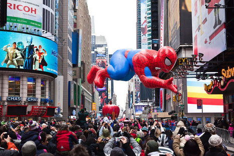 8 Best NYC Hotels to Watch the Macy's Thanksgiving Day Parade   Hotels   Scoop.it
