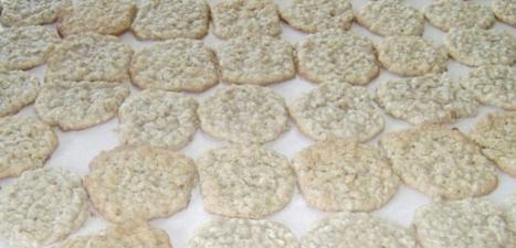 Oatmeal Coconut Cookie Recipe | Food: Delicious Breakfast, Dinner, Dessert Recipes. | Scoop.it
