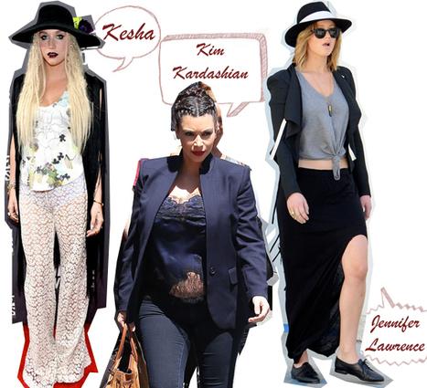 Las celebrities y sus 'cagadas' de abril | B/Glame-it | Famosos | Scoop.it
