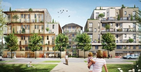 Nexity : la construction de logements devrait repartir | IMMOBILIER 2013 | Scoop.it