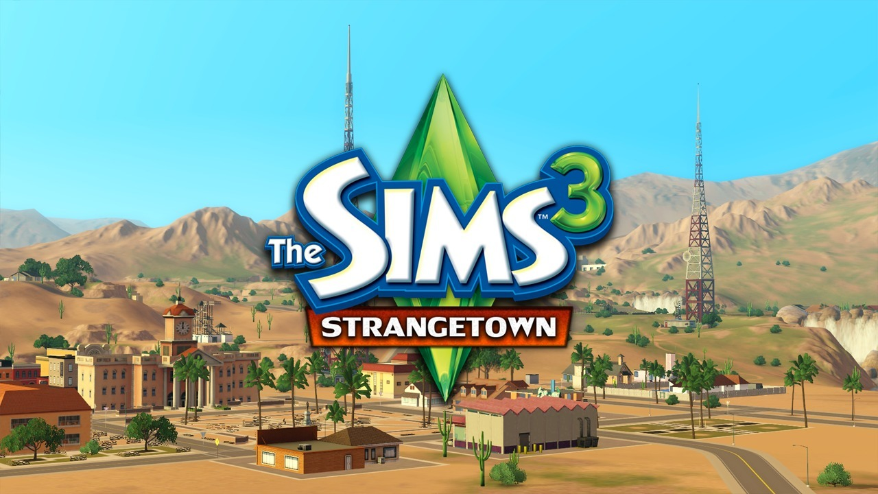 Caw Sims 3