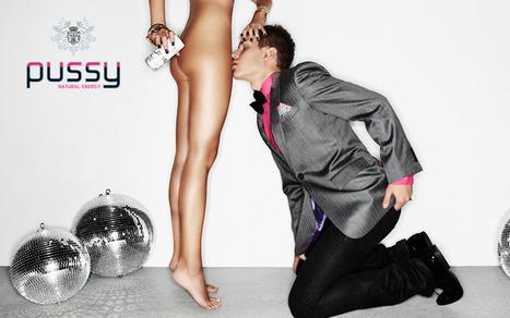 Une boisson énergisante qui se nomme Pussy | Marketing et vin | Scoop.it