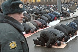 Sharia in Moscow | FrontPage Magazine | Race & Crime UK | Scoop.it