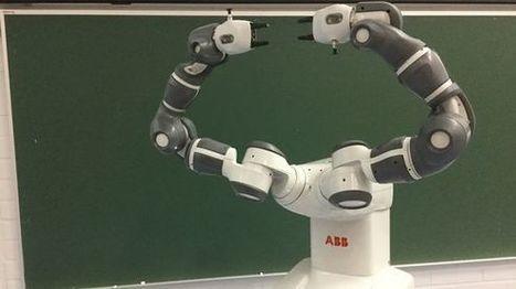 Robotteja pelätään turhaan – Suomi on jäänyt kauas kehityksen kärjestä | Tablet opetuksessa | Scoop.it