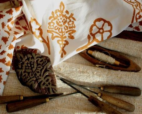 Antica Stamperia Carpegna Le Marche: traditional Hand-printed linens | Le Marche another Italy | Scoop.it