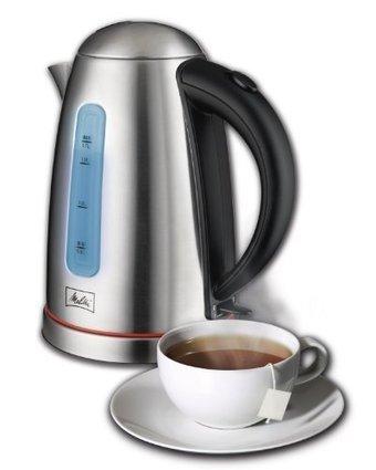 Melitta 40994 1.7-Liter Kettle | Best Coffee Makers Reviews | Scoop.it