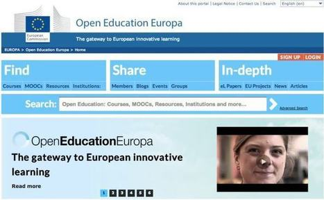 "European Commission launches ""Opening Up Education"" initiative ... 