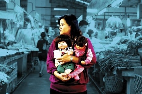 Why Middle-Class Thai Women Are Carrying Around Dolls | AP Human Geography Digital Knowledge Source | Scoop.it