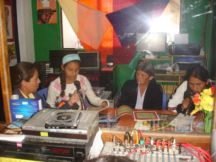 IPS – Using the Airwaves for Empowerment of Quechua Women in Bolivia | Inter Press Service | Communication for Sustainable Social Change | Scoop.it