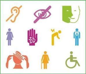 Formations au problème du handicap et bonnes pratiques face aux personnes en situation de handicap | Trucs de bibliothécaires | Scoop.it