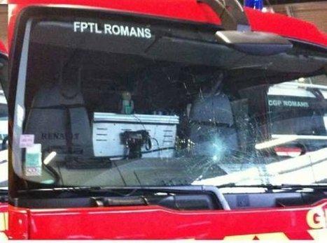 Drôme | Sapeurs-pompiers et policiers tombent dans un guet-apens - AllôLesPompiers | Les Sapeurs-Pompiers ! | Scoop.it