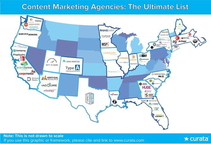 Content Marketing Agencies: The Ultimate List | Content Marketing Forum | Marketing de contenidos, artículos seleccionados por Eva Sanagustin | Scoop.it